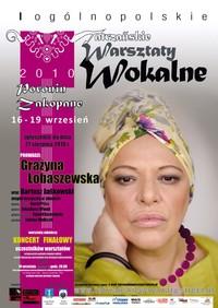 I Ogólnopolskie Tatrzańskie Warsztaty Wokalne