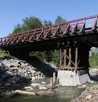 Most przejezdny od 2 lipca