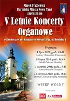 Letnie Koncerty Organowe