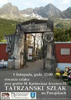 Tatrzański Szlak na Powązkach