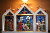 Wystawa malarstwa na szkle Grażyny Marusarz