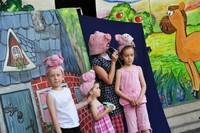 Miasto Dzieci Świata - rabczański amfiteatr