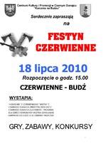CZERWIENNE - BUDŹ