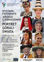 """Wystawa fotografii Jerzego Z. Kosiuczenko """"Portret górali świata"""""""