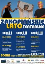 3 Zakopiańskie Lato Teatralne