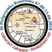 III Rowerowa Pielgrzymka Góralska z Giewontu na Hel