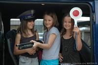 Pokazy sprzętu Policyjnego