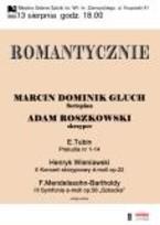 """""""Romantycznie"""" - koncert w Miejskiej Galerii Sztuki"""