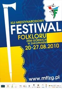 20 sierpnia rozpoczyna się XLII Międzynarodowy Festiwal Folkloru Ziem Górskich