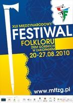 XLII Międzynarodowy Festiwal Folkloru Ziem Górskich