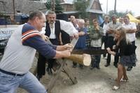 Festyn u Domina w Ratułowie