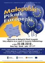 Małopolski Piknik Europejski - Baw się z funduszami!