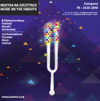 Muzyka na Szczytach - II Międzynarodowy Festiwal Muzyki Kameralnej Zakopane 18 – 25 września 2010