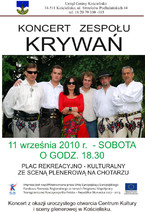 """Koncert zespołu """"Krywań"""""""