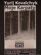 "Yurij Kovalchyk ""Moje Karpaty"""