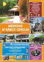 Weekend w Rabce-Zdroju