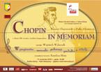 CHOPIN IN MEMORIAM