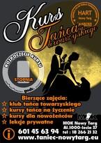 Kurs Tańca Towarzyskiego dla Dorosłych i Młodzież