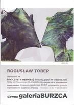 Wystawa Bogusława Tobera