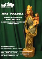 Finisaż wystawy rzeźby i malarstwa Andrzeja Bukowskiego Palorza