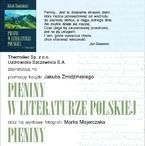 """Promocja książki """"Pieniny w literaturze polskiej"""" i wystawa fotografii"""