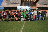 """Współzawodnictwo Sportowe """"Tatry 2010"""" - Zawody piłki nożnej szkół gimnazjalnych"""
