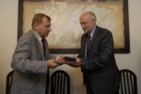 Porozumienie o współpracy ZEW Niedzica SA - AGH