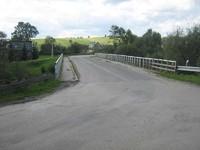 Most na potoku Lepietnica zamknięty dla ruchu