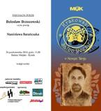 Bolesław Brzozowski czyta poezję Stanisława Barańczaka