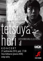 Tetsuya Hori – Koncert w Starej Kotłowni