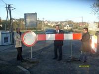 Most w Skawie gotowy przed terminem