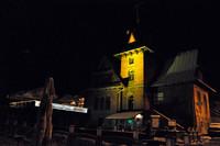 Dworzec Tatrzański wieczorem, fot. Anna Karpiel-Semberecka
