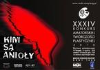 XXXIV Konkurs Amatorskiej Twórczości Plastycznej – wystawa pokonkursowa