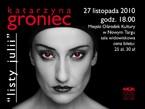 Koncert Katarzyny Groniec