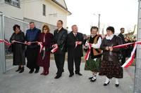 Uroczyste otwarcie Orlika 2012