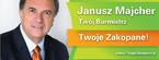 Spotkanie z Januszem Majchrem - kandydatem na burmistrza