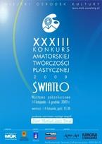 XXXIII Konkurs Amatorskiej Twórczości Plastycznej – otwarcie wystawy