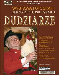 """Wystawa fotografii Jerzego Z. Kosiuczenko """"Dudziarze"""""""