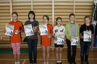 Mistrzostwa w Tenisie Stołowym o Puchar Wójta gminy Czarny Dunajec