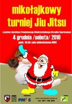 Mikołajkowy Turniej Jiu-Jitsu