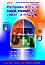 VIII Małopolski Konkurs Kolęd, Pastorałek i Pieśni Zimowych