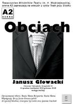 """Janusz Głowacki """"Obciach"""""""