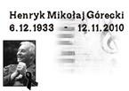 Uroczysta Msza Święta w intencji śp. prof. Henryka Mikołaja Góreckiego
