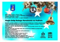 Magia świąt Bożego Narodzenia na Podhalu