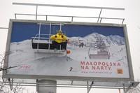 Wyciąg narciarski w centrum Warszawy, czyli Małopolska zaprasza na narty