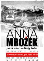 Wystawa grafiki Anny Mrożek