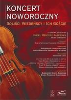 Koncert Noworoczny - Soliści Wiedeńscy i Ich Goście