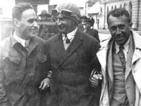 Henryk Szatkowski, Józef Oppenheim i Stanisław Faecher, Zakopane, lata 30-te