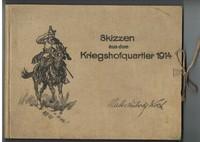 Nowy Targ i nowotarżanie w 1914 r. w rysunku Ludwika Kocha. Cenny nabytek do kolekcji Oddziału
