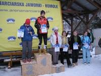 Igrzyska i Gimnazjada Ośrodka Szczawnica w Narciarstwie Alpejskim